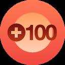 I have 100 Followers!
