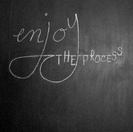 enjoy-the-process